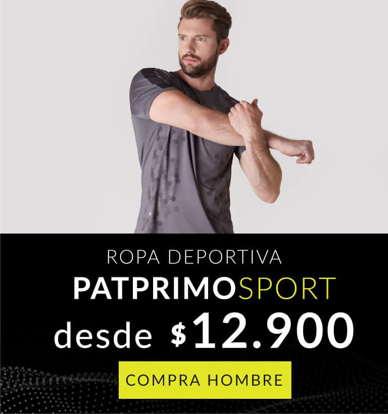 Sport desde 12.900$ Hombre