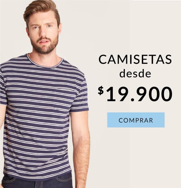 Pijamas desde 24.900$ Hombre
