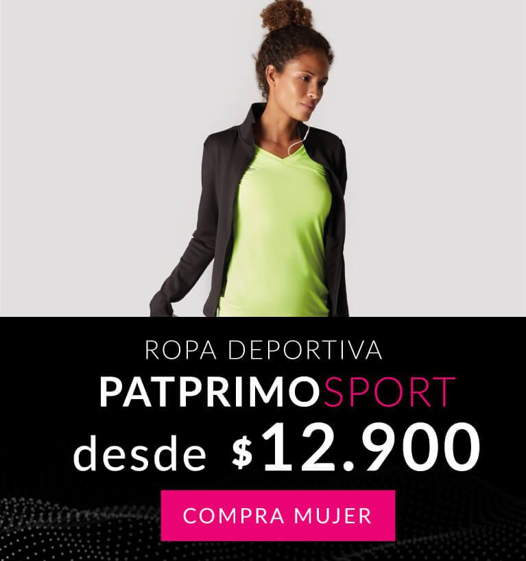 Sport desde 12.900$ mujer