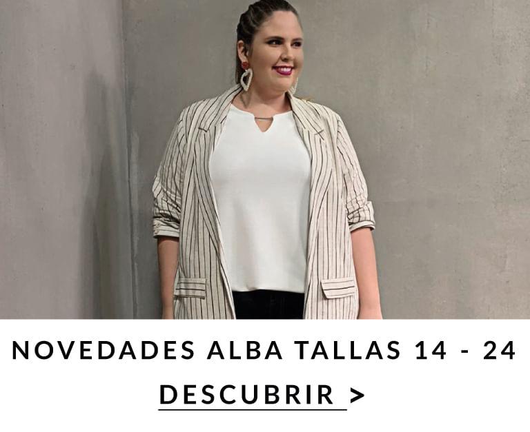 Novedades Alba tallas 14-24
