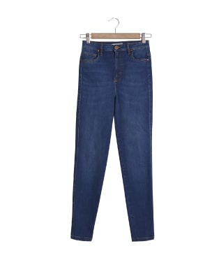 Jean Skinny Azul