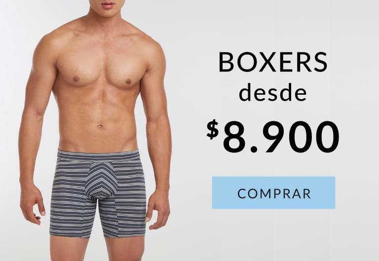 Boxers desde 8.900$