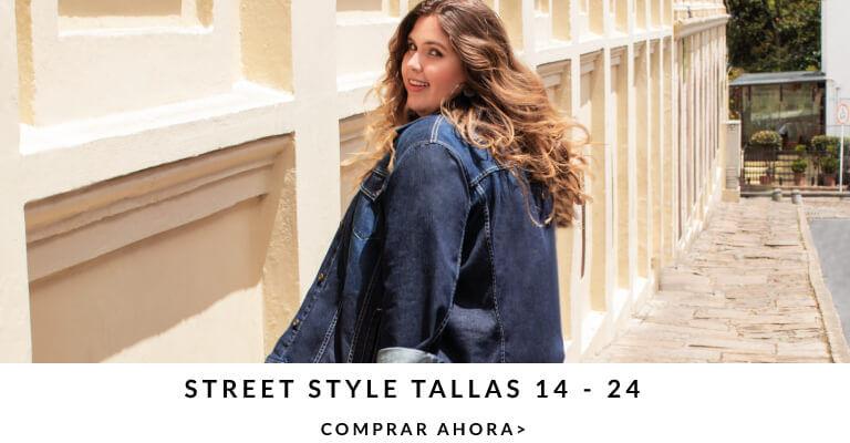 Street Style Tallas 14 - 24