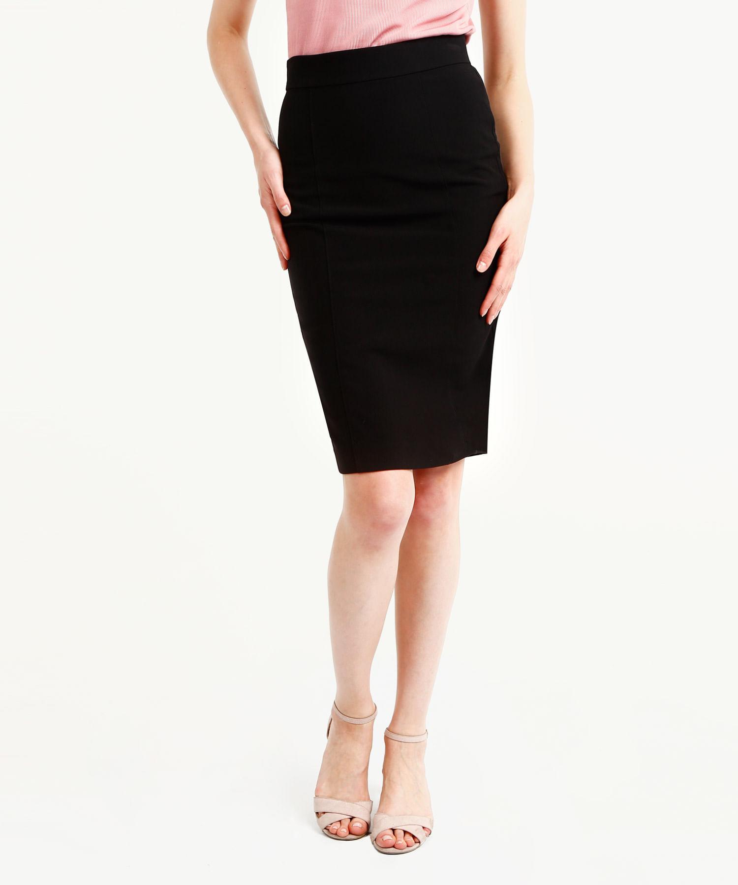 Falda clásica pretina ancha patprimo jpg 1500x1800 Imagenes de falda 47b3428d9508
