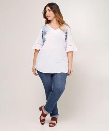 8fb4fac7c5 Tallas Grandes de Mujer - Blusas