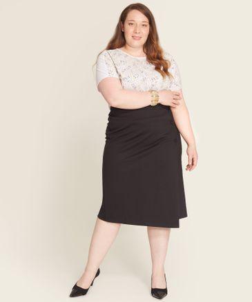 e585718af Faldas para Gorditas: La mejor Moda para Gorditas | Patprimo