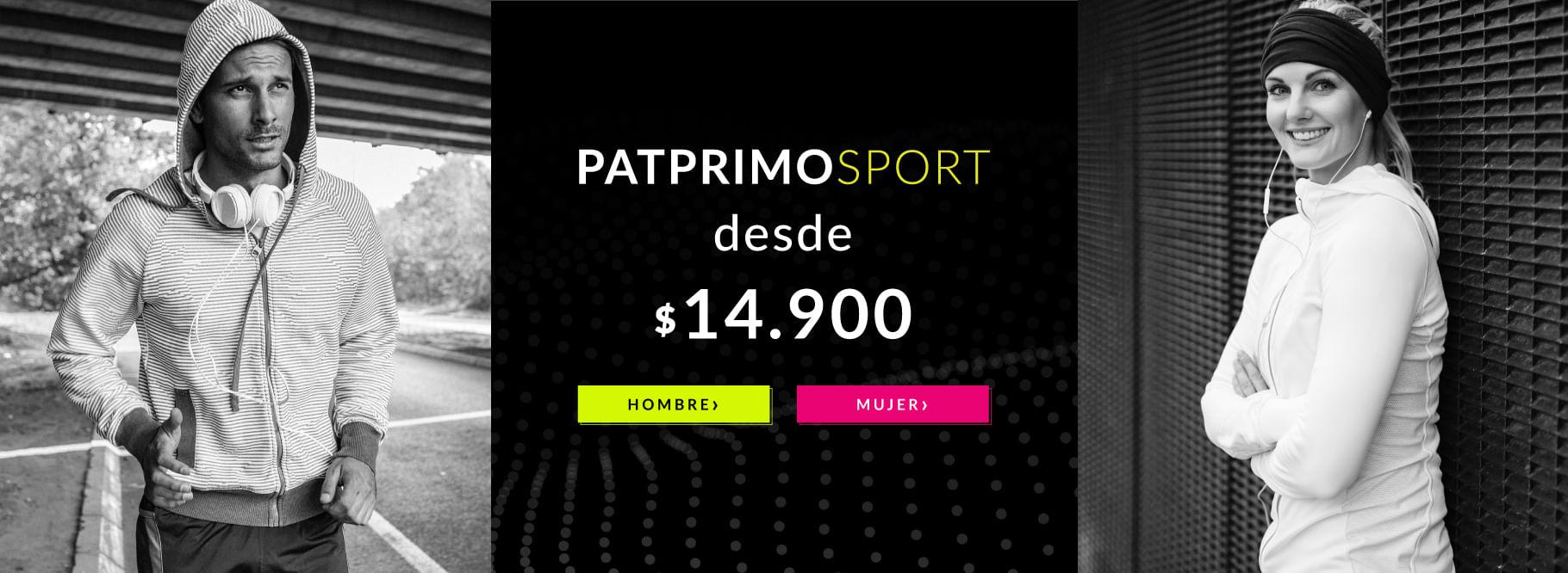 Sport desde 14.900$